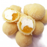 Lemon & Mallow White Chocolate Truffles - Gift Box of 6