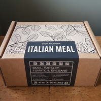 Grow Your Own - Italian Meal. Eco-friendly Gardening Kit. Fantastic Gift!