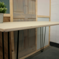 Minimalist Birch Plywood Table or Desk
