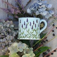 Lavender Country Mug