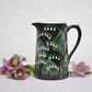 Lily of the Valley Farmhouse Jug