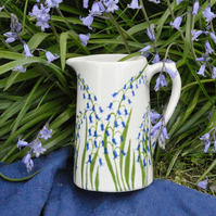 Bluebell Farmhouse Jug