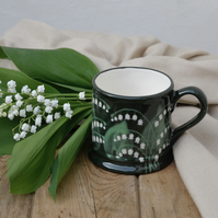 Lily of the Valley Country Mug