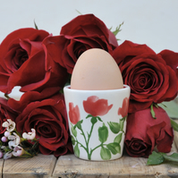 English Rose Egg Cup