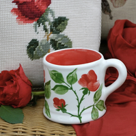 English Rose Country Mug