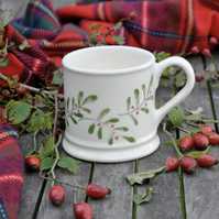 Cotoneaster Country Mug