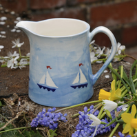 Boats Milk Jug