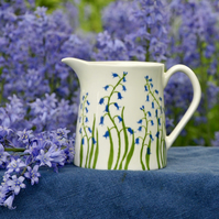 Bluebells Milk Jug