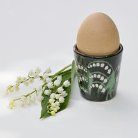 Lily of the Valley Egg Cup