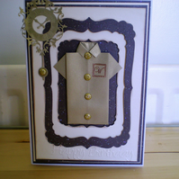 Happy Birthday Card - Handmade and Personalised