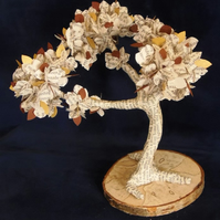 "Book Tree 7"" Rudyard Kipling Bonsai Book Art"