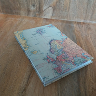 A5 Travel Notebook, Journal, Artists Sketch Book