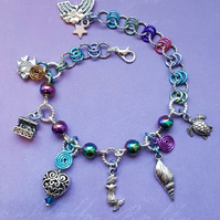 BEAUTIFUL MERMAID CHARM BRACELET No1