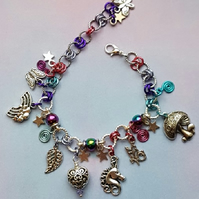 RAINBOW UNICORN BRACELET 3