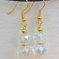 Gorgeous Sparkly Crystal beaded Earrings