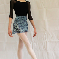 The Vintage Blue skirt (small)