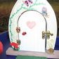 Decorated Fairy Door