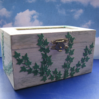 handy wooden box