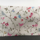 Sewing Machine Dust Cover Shabby Chic -Clarke & Clarke Bird Trail Fabric