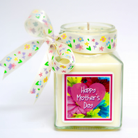Mother's Day Candle - Soy Wax - Ylang Ylang & Rose
