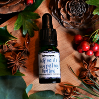 "Essential oil Blend 10ml ""hjelp me, it's way past my bedtime"" sleepy blend"