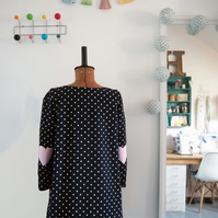 The Dotty Swing Dress