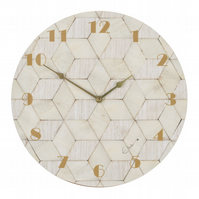 Large Round wall clock. Choice of designs