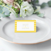 Seaside Place Cards