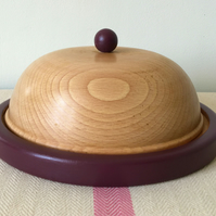 Wooden Food Cloche