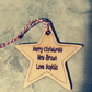 Teachers Gift Star Decoration