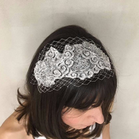 Veil headpiece