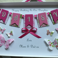 Personalised Birthday Cards On Folksy