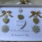 Personalised Christmas Card Wife Husband Mum Dad Girlfriend Gift Boxed First