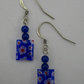 Murano Millefiori Earrings