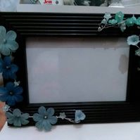 Hand Embellished Photo Frame