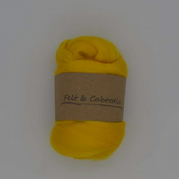 yellow Bamboo fibre