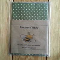 Gorgeous beeswax food wrap (25 x 25 cm)
