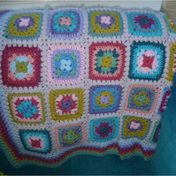 Harmony Blanket - Designed by Attic 24