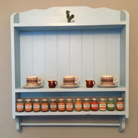 Farmhouse Kitchen Wall Unit