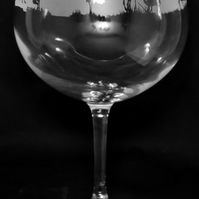 STAG Gin Balloon or Cocktail Glass
