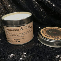 Tobacco & Oak