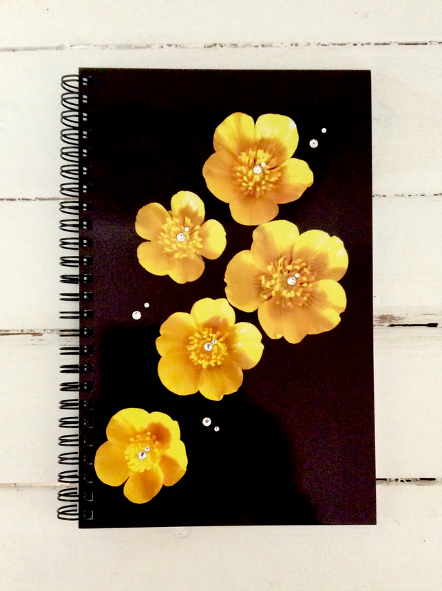 Buttercup Notebook