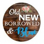 Old New Borrowed and Blue