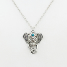 Elephant  Boho Necklace