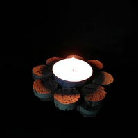 Small tealight holders