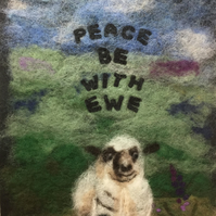 Peace be With Ewe