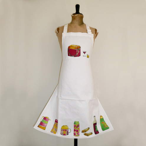 Picnic Apron from Clare Carter Designs
