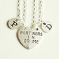Partner of Crime Necklace