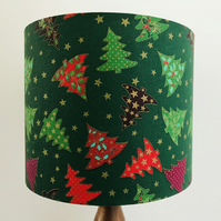 Christmas Tree Lampshade