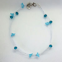 Floating Bead Bracelet - Flowers - Nature Jewellery